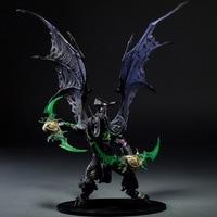 Wow Demon Hunter Action Figure DC Unlimited Series 5 13 Inch Deluxe Boxed Demon Illidan Stormrage