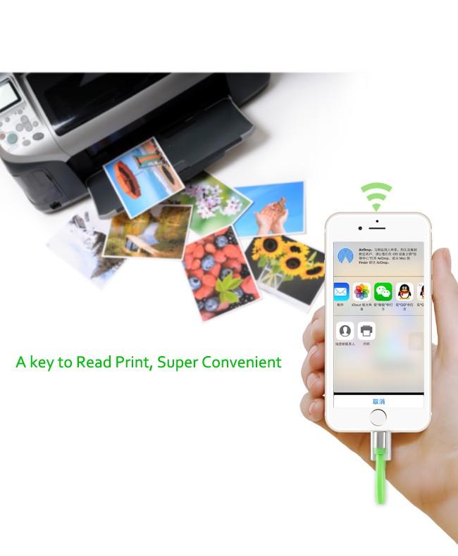 Charging line card reader-10