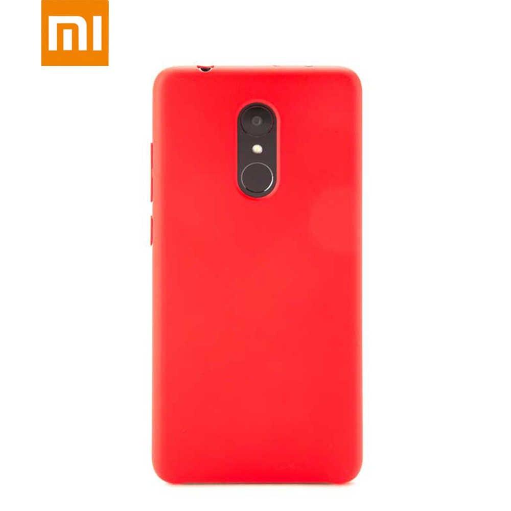 Xiaomi Redmi 5 زائد حالة رقيقة جدا الأزياء الفاخرة للصدمات الصلب PC + بانتنغ واقية غطاء الحيوانات الأليفة واقي للشاشة Redmi 5 زائد