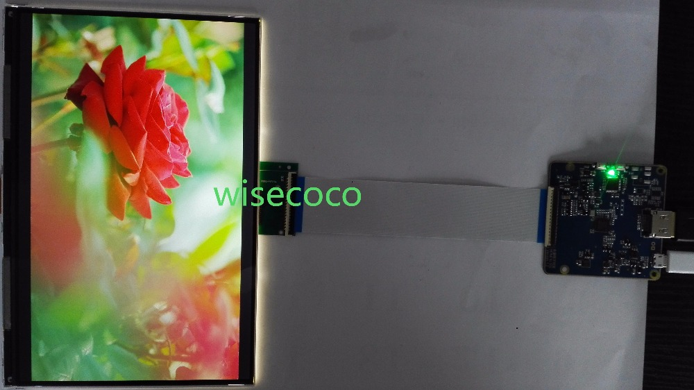 8.9 inch 2k 2560*1600 IPS LCD module display monitor with HDMI-MIPI driver board for 3D printer