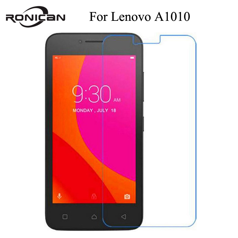 RONICAN tempered glass FOR lenovo A plus Aplus A1010a20 A2016a40 A1010 A2016 A 1010 a20 2016 a40 vibe B vibeB Screen Protector