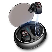 Bluetooth 5.0 Headset Wireless Earbud TWS Mini True Stereo Sports Bluetooth Earp