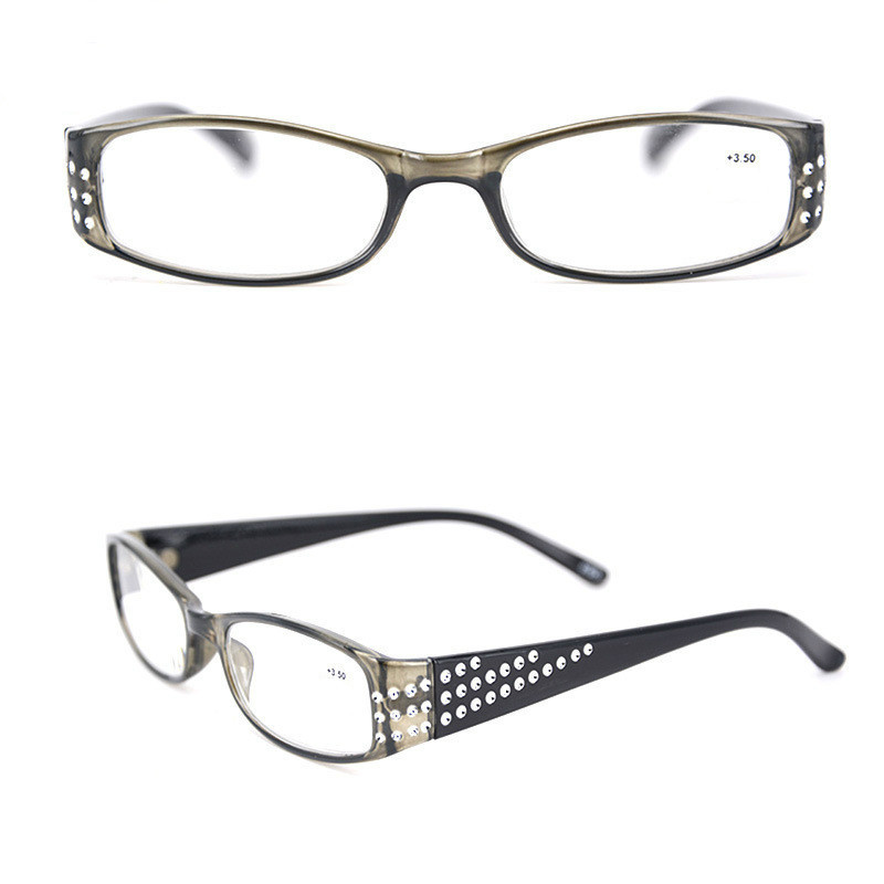 2019 Fashion Women's Reading Glasses Comfortable Anti-fatigue Eyewear Optical Glasses for Read Glasses 1.0 To 3.5