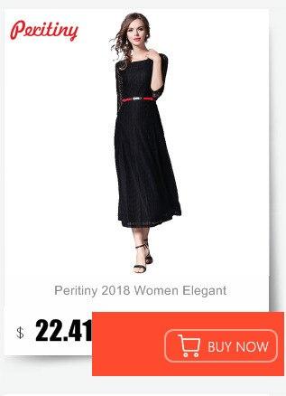 85036a6363d Peritiny Office Lady vestido de renda Full Sleeve Floral Print ...