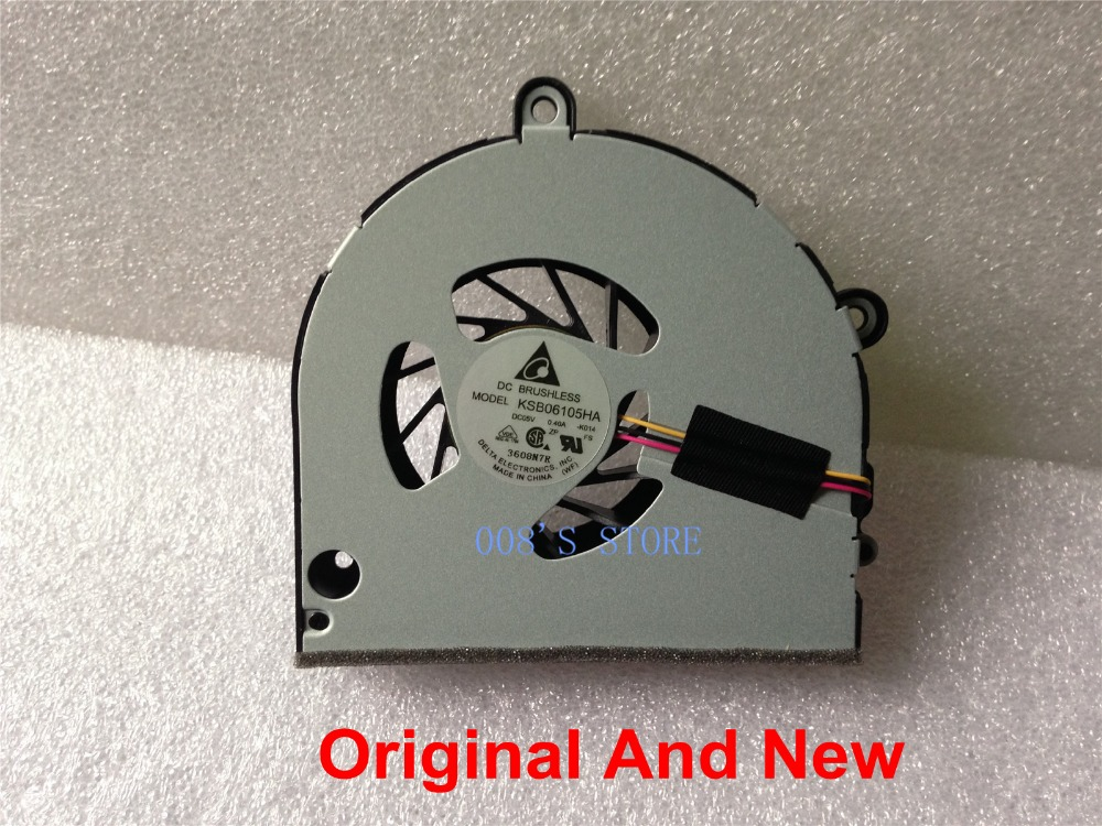 New CPU Cooling Cooler Fan For <font><b>Toshiba</b></font> <font><b>Satellite</b></font> C650 C655 C660 C665 A660 A665 A665D <font><b>P750</b></font> P750D P755 P755D L675D L670 Laptop image