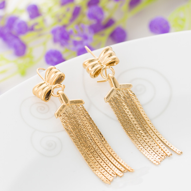 Fantastic Earring Gold Design Bd Contemporary - Jewelry Collection ...