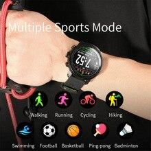 L5 Smart Watch Heart Rate Monitor IP68 Waterproof Bluetooth Smartwatch Fitness Tracker Call Remind Pedometer Bluetooth Wristband