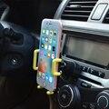 Cobao teléfono móvil universal car air vent holder CD slot titular de montaje soporte para teléfono inteligente iphone 5 5s 5c se 6 6 plus 7 galaxy