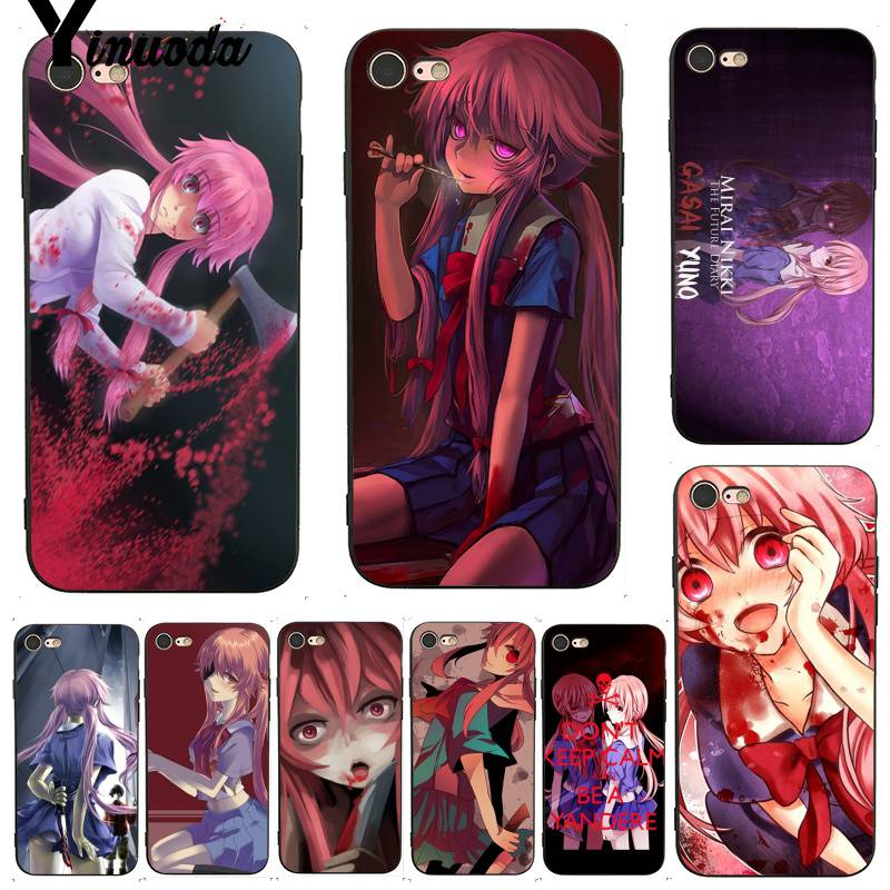 coque iphone 8 yuno gasai