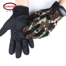 цена на 2018 Outdoor Motorcycle Gloves half Full Finger Guantes Moto Racing Climbing Cycling Riding Sport Breathable Motocross Gloves