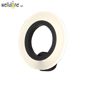 8W 15W  LED Wall Lamps Modern European Simple Style Living Room/Bedroom Lamp Beside Reading Lighting Wall Mounted AC90-260V