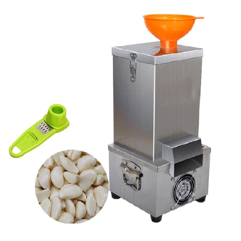 BEIJAMEI Нержавеющая сталь Малый электрическая чеснокочистка/дома коммерческих машина для чистки чеснока цена