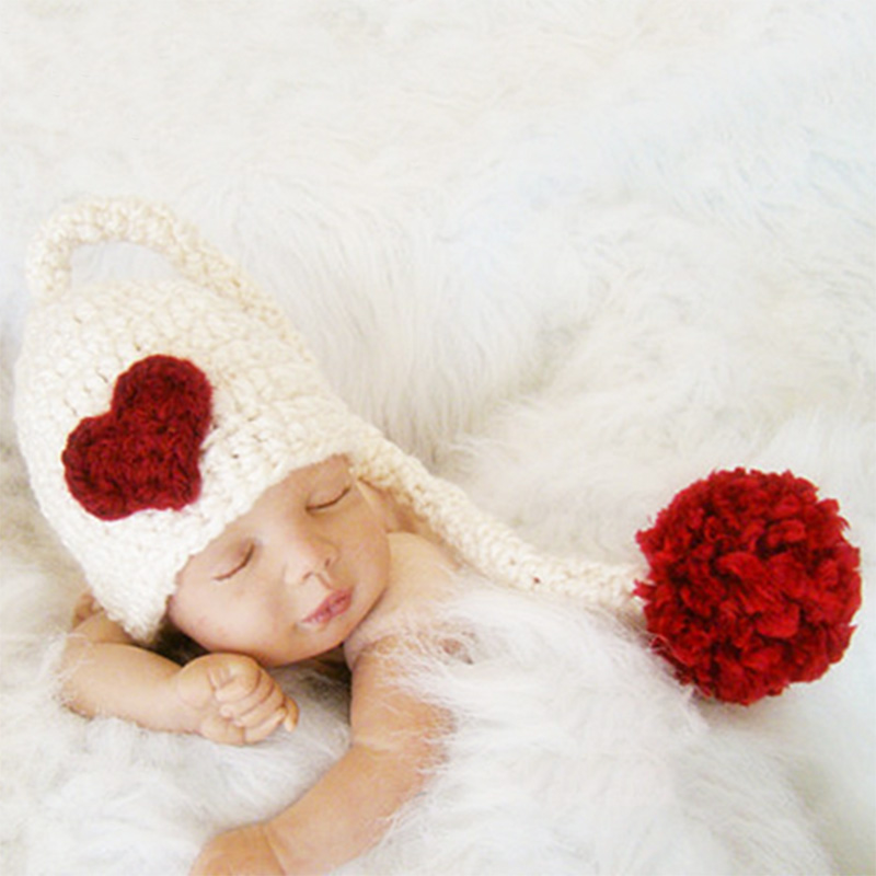 baby pompom hat (2)