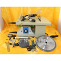 220V Job-Site Portable Mini Little Table Saw Multi-functional Jade Carving Machine Grinding Polishing Machine DIY Tool