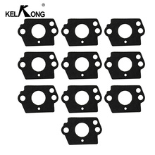 KELKONG 10Pcs Carburetor Gasket Set For STIHL MS170 MS180 017 018 MS200 MS200T 020T SH56 SH56C SH86 SH86C BG86 Leaf Blower