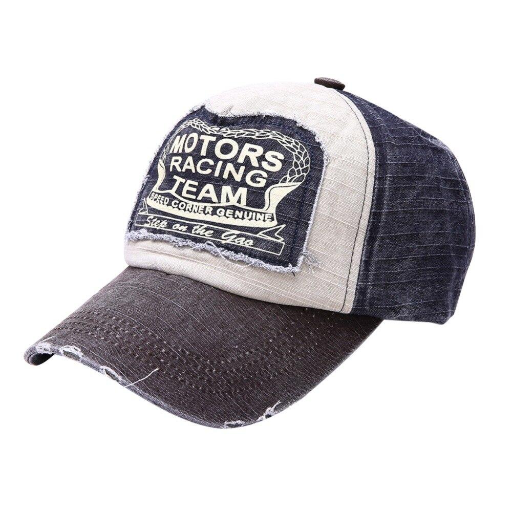 Clever 2019 Outdoor Cotton Motorcycle Cap Amazing Unisex Sport Running Hats Caps Men Women Summer Hat