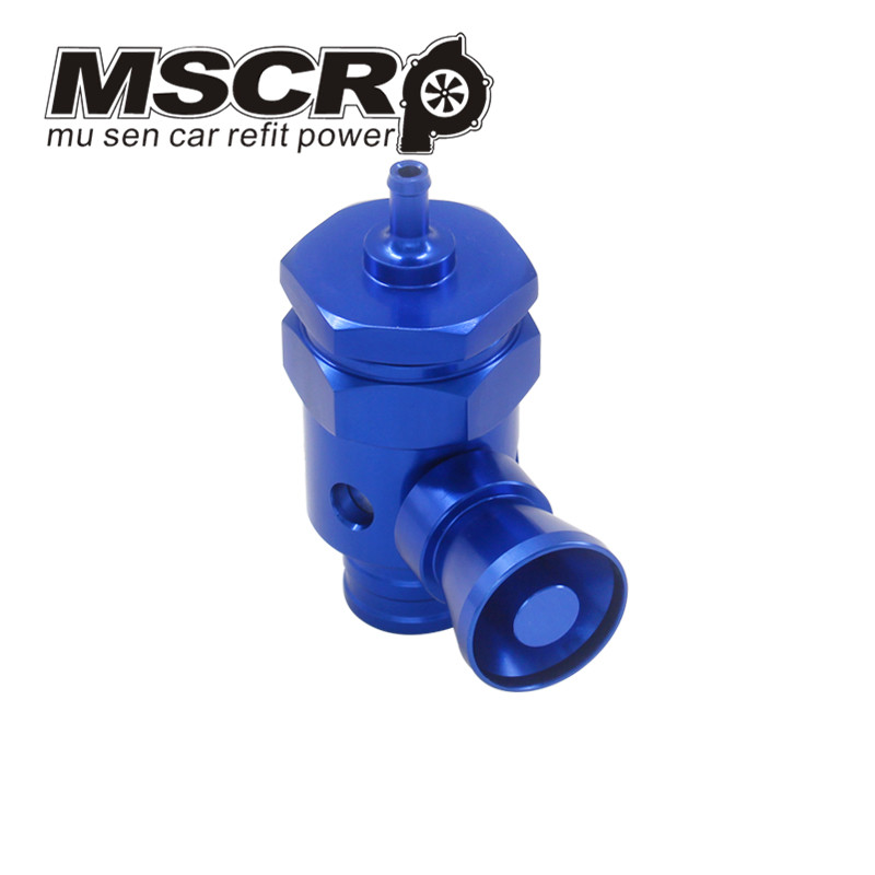 Универсальный Авто турбо предохранительный клапан BOV с Whistler