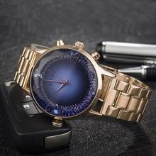 GUOU 2017 Relojes de Las Mujeres de Lujo Simple Reloj de Señora de Moda Relojes de Pulsera de Lujo Reloj de Pulsera reloj montre femme reloj mujer