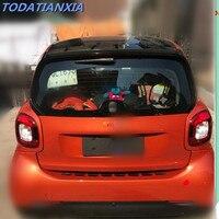 Universal Car Rear Spoiler Kit Decorate FOR renault clio hyundai tucson audi a3 8p alfa romeo 147 ford mondeo mk3 peugeot 208