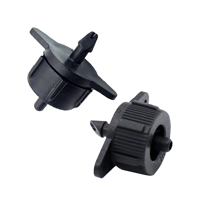 1/4 Pressure Compensated Dripper for Uneven Ground Irrigation Hilly Agricultura Garden L ...