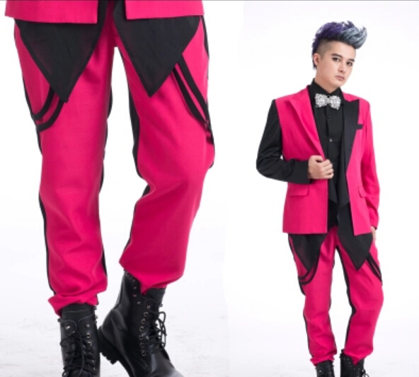 Compare Prices on Mens Pink Pants- Online Shopping/Buy Low Price ...