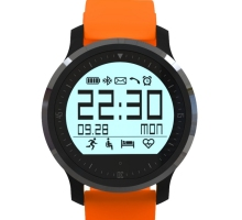 WristWatch Bluetooth Smart Watch Sport Pedometer for Samsung S6/Note 5 HTC Android Phone Smartphones Android Wear Ffh