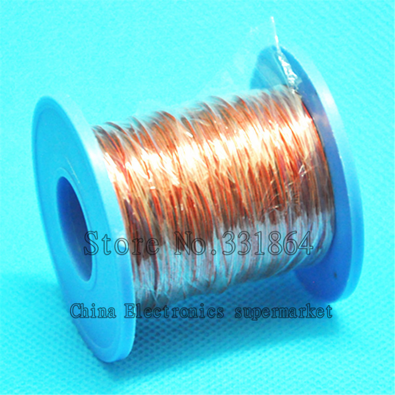 QA-1-155 Magnet Wire 0.35mm Red 500M Enameled Copper wire Magnetic Coil Winding Item specifics