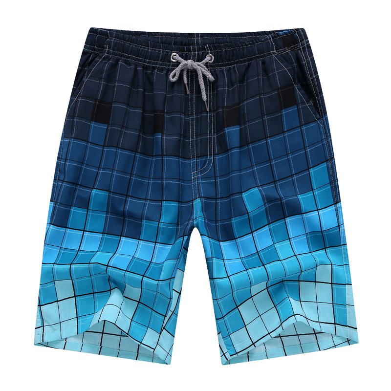 2018 Summer Beach   Shorts   Men Casual Brand   Board     Shorts   Mens Quick Dry Print Boardshorts Bermuda Plus Size 3XL 4XL Male   Shorts
