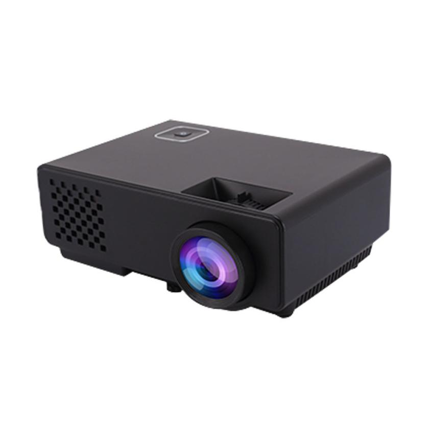 Hiperdeal Home Cinema Theater Multimedia Led Lcd Projector: HIPERDEAL Smart Electronics 1080P HD LED Projector