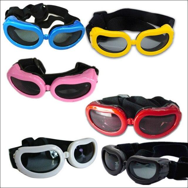 UV400 Proteção Moda Pequenos óculos de Sol Acessórios Óculos Óculos de  Proteção Animal de Estimação Cachorro 5d1285bb91