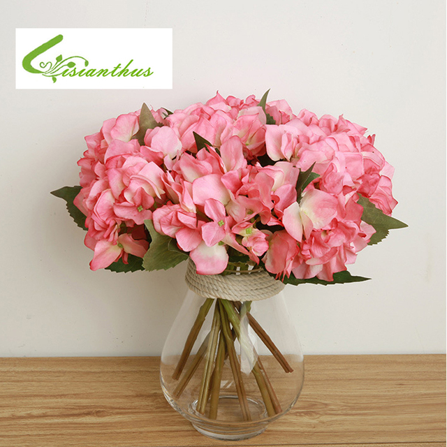 Aliexpress buy 2018 new 10 colors french style rose 1 bouquet 2018 new 10 colors french style rose 1 bouquet artificial silk peony flower arrangement room hydrangea mightylinksfo