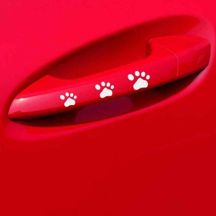 Filhote de Cachorro DA PATA DO CÃO Etiqueta do carro Decalque Adesivo para Carros, Paredes, Laptops, e outras coisas