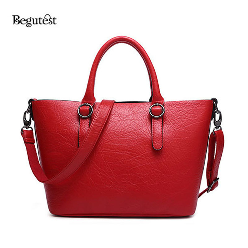 ФОТО Leather  Vintage Handbag Women's Medium Big Tote Bags Female Crossbody Bags for Women Handbag Picture Package