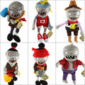 Newest 30cm Plants vs Zombies Plush Toys PVZ Soft Stuffed Plush Toys Doll Baby Toy for Kids Gifts Party Toys