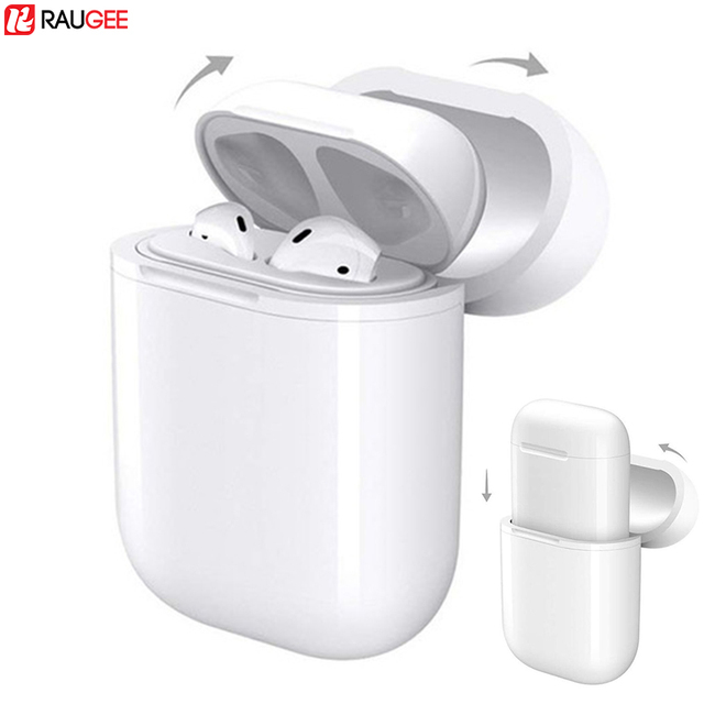 Charger Accessories Case For Apple Airpods Wireless Charger Case And Qi Wireless Charging For Airpods Air Pods Pod On Wireless