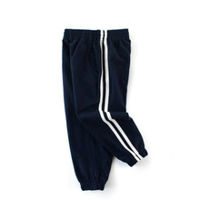 Funfeliz 2018 Spring Autumn Kids Trousers Cotton Sports Toddler Boys Pants Elastic Waist Pants for Girls Children Trousers 1-10Y недорого