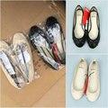 Del Otoño Del resorte de La Mariposa Nudo Plano Unidad Suave Cómodo de La Manera Solos Zapatos Mocasines de Las Mujeres Zapatos de Trabajo