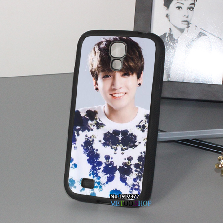 bts bangtan boys Jungkook 2 fashion original phone cell cover case for Samsung Galaxy s3 s4 s5