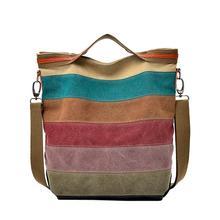 Fishsunday женская уличная спортивная тканевая сумка через плечо с полосками, сумка на плечо, сумка для бега, сумки для прогулок 0803