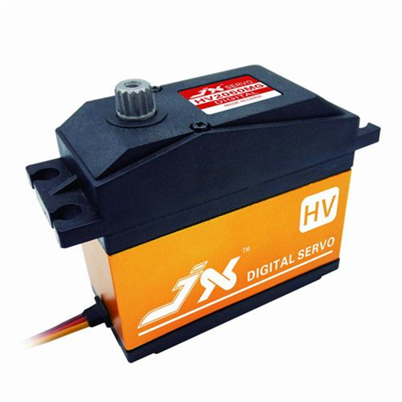 hot sell 2pcs 5PCS PDI HV2060MG 60KG Metal gear High Voltage High Torque 180deree Digital Servo