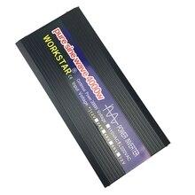 WORKSTAR пик 4000 Вт Чистая Синусоидальная волна решетки инвертор DC12V/24 В к AC220V 50 Гц/60 Гц инвертор питания для рисоварки/ручная дрель