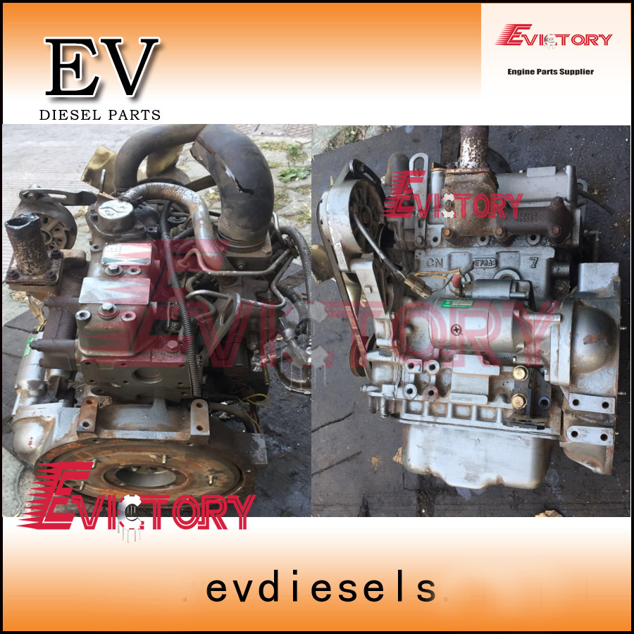 For Yanmar 3TNE78 3D78E Engine Assy