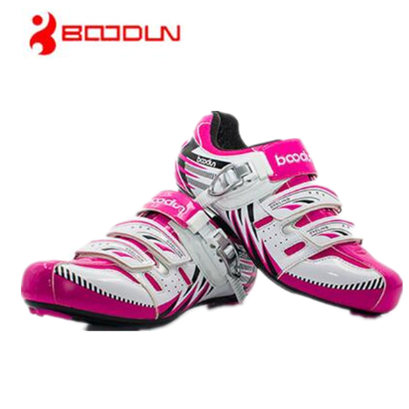 Boodun Cycling Shoes 2017 zapatillas deportivas mujer Breathable Outdoor Athletic Road Bike Shoes men shoe Bicycle Racing Shoes boodun breathable