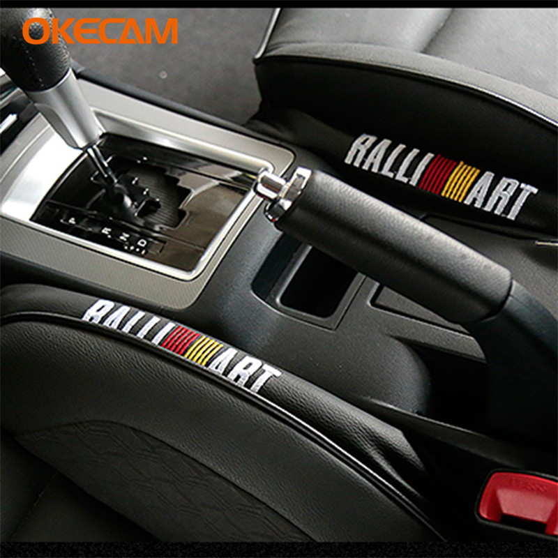 2x автокресло Gap Pad для Mitsubishi Outlander 3 ASX Lancer 10 9 Pajero 4 2 3 Спорт L200 Кольт carisma Grandis EVO RVR Ralliart