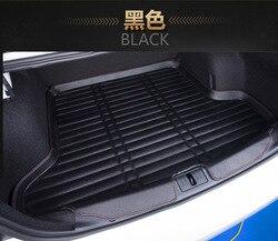 Myfmat niestandardowe maty bagażnika samochodu cargo liner mat dla SKODA Octavia Fabia Superb Yeti szybkiego Octavia RS nowy stylizacja wodoodporna bezpieczeństwa
