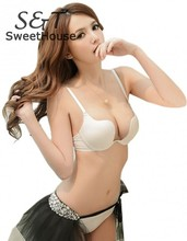 Lingerie Backless Invisible Convertible Bra Backless Open Cup