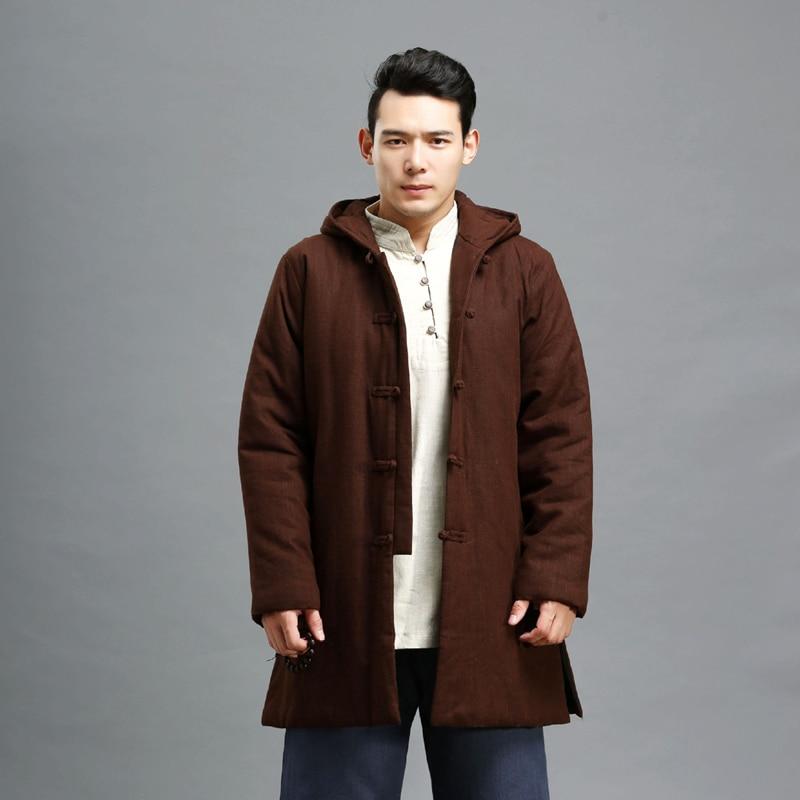 Traditional parka coats