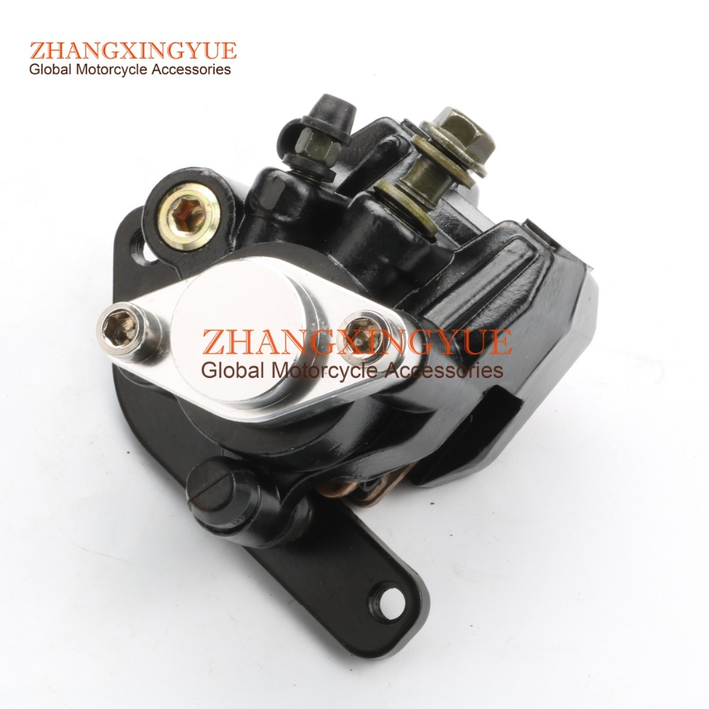 Brake Caliper Rear for HONDA TRX400EX 2009 2014 TRX400X ATV 43250 HN1 A41 CNC 2005 2008