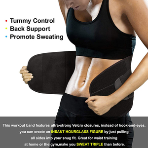 Image 5 - Burvogue Slimming Shaper Belt Waist Cincher Waist Shaper Corset Waist Trainer Modeling Strap Waist Trimmer Girdle Body Shaper