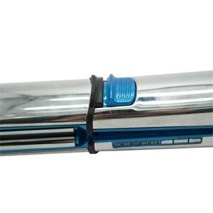 Image 5 - Plancha alisadora profesional rizadora de hierro Nano de titanio plancha plana de cerámica plancha de pelo pantalla LED alisadora eléctrica